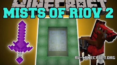 Скачать The Mists of RioV II для Minecraft 1.7.10