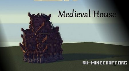 ������� Medieval | House #5 ��� Minecraft