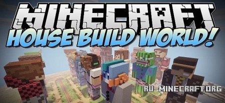 �������  DanTDM House Build ��� Minecraft