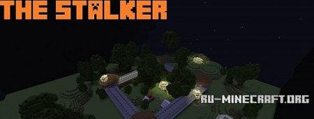 Скачать The Stalker (Minecraft Multiplayer Mini-Game) для Minecraft