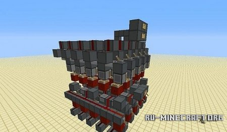 �������  Compact, and Expandable Memory cell ��� Minecraft