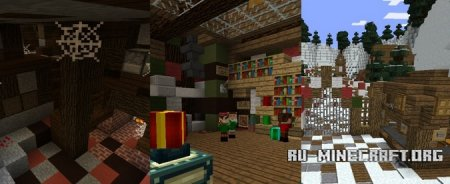 Скачать The Day Before Christmas для Minecraft