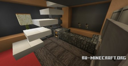 ������� Residence Series Project ��� Minecraft