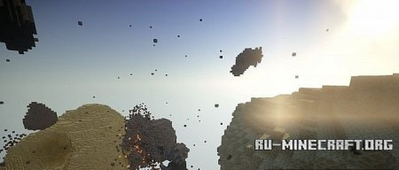 �������  Asteroid chaos  ��� Minecraft