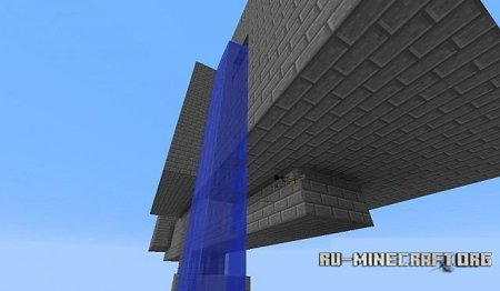 Скачать  BV Giant Wither Base для Minecraft
