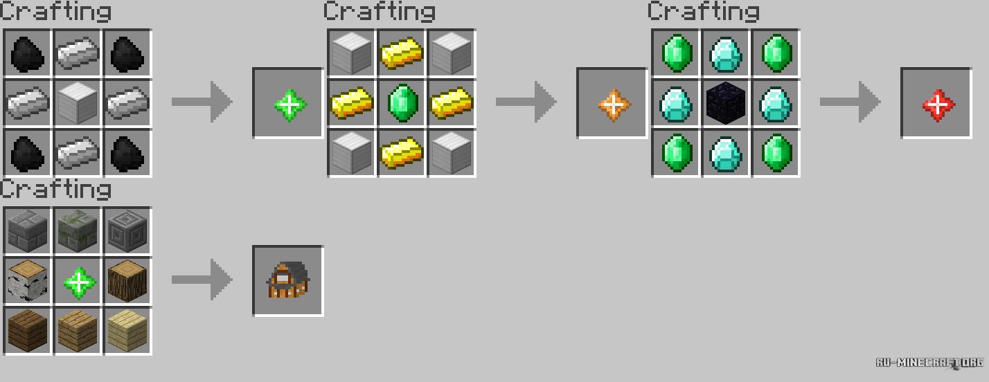 Craft как сделать крафт 441