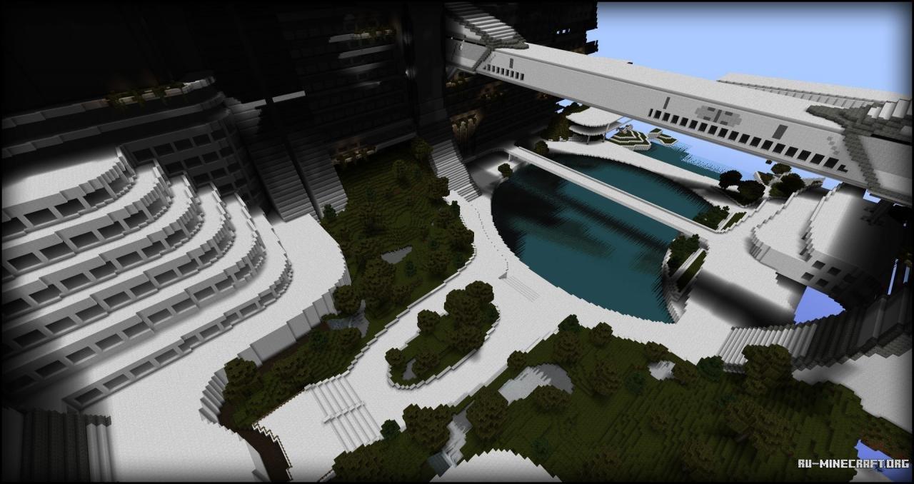 Alliance Normandy SR2 - Mass Effect 3 [Карта] » Скачать ...