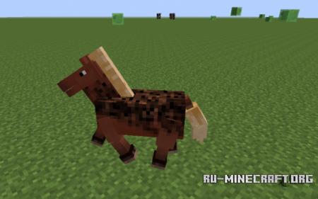 Скачать Better Horses для Minecraft 1.7.9