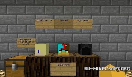 �������  Grief It! ��� Minecraft