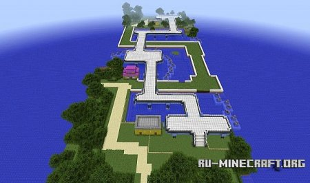 ������� Pokémon Hoenn Region ��� Minecraft