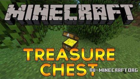 ������� Treasure Chest ��� Minecraft 1.7.10