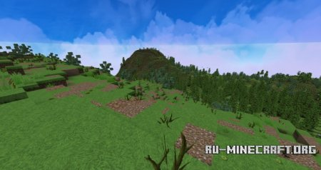 ������� Colorado Foothills ��� Minecraft