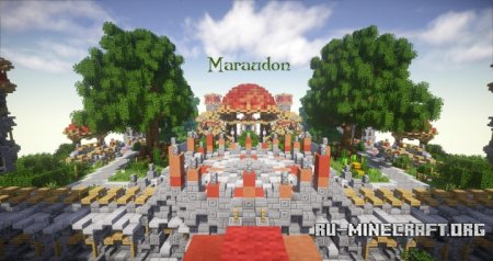 Скачать Maraudon Faction для Minecraft