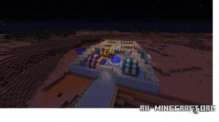 Скачать Damvillage Version для Minecraft