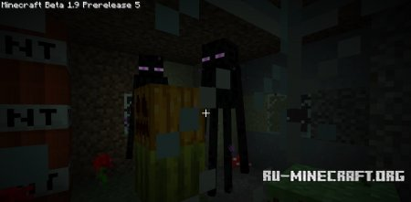 Скачать Endermen Don't Pick Up Blocks Mod для Minecraft 1.7.10