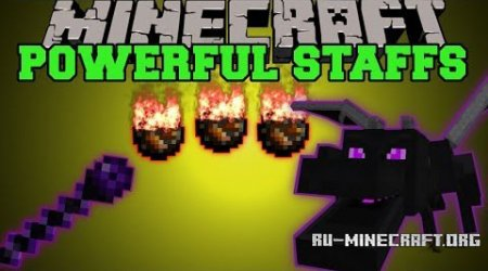������� Power Staff ��� Minecraft 1.7.10