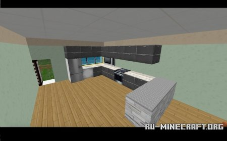 Скачать Basic Home ''Palermo'' для Minecraft