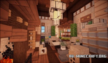 ������� Étage Palais | Lux in Spelunca ��� Minecraft