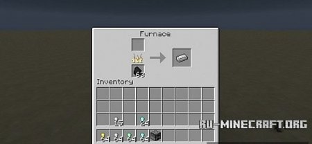 �������  Recycle Items Plus ��� Minecraft 1.7.2