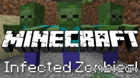 Скачать Zombie Infection для Minecraft 1.8