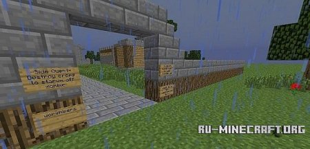 ������� Hero Guild ��� Minecraft