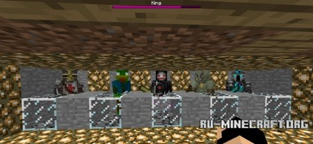������� Mob Party ��� Minecraft 1.7.10