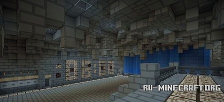 Скачать The Batcave - The Redstone Universe V1.0  для Minecraft