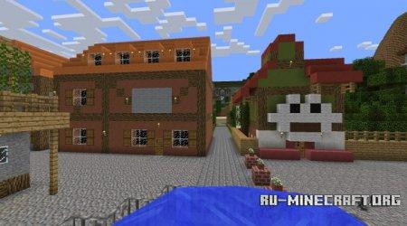 Скачать The Legend Zelda Ocarina Of Time для Minecraft
