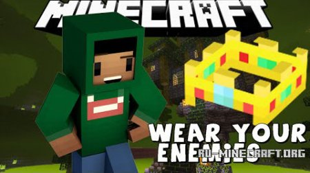 Скачать Wear Your Enemies для Minecraft 1.7.10