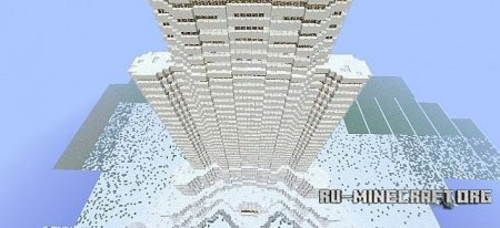 Скачать  Cover of the Tallest Building of The World для Minecraft