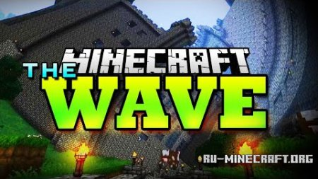 Скачать The Wave Shaders для Minecraft 1.8