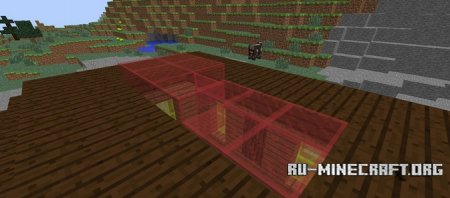 Скачать Horizontal Glass для Minecraft 1.7.10