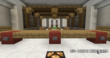 Скачать Burger Making Minigame 2 для Minecraft