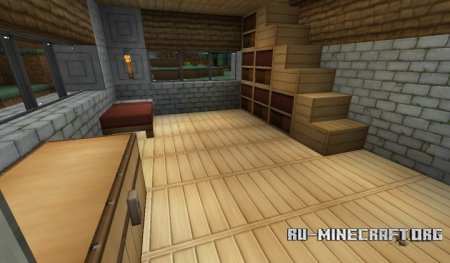 ������� Two Tier House ��� Minecraft