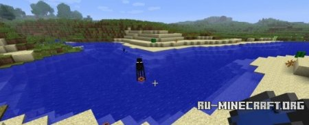 Скачать Water & Sun Proof Endermen для Minecraft 1.7.10