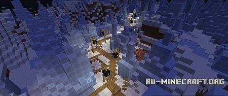 �������  Ice Spike Village ��� Minecraft