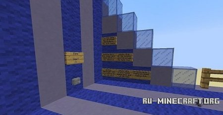 Скачать  Block On Top Minigame для Minecraft