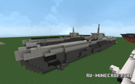 Скачать TurtlePenguin's Shipyard для Minecraft