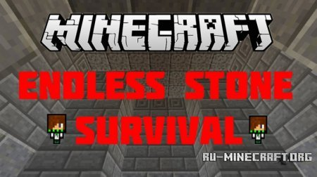 ������� Endless Stone Survival ��� Minecraft