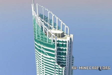Скачать Q1 Residential Tower для Minecraft