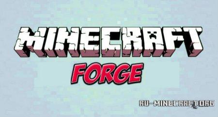 Скачать Minecraft Forge для Minecraft 1.8