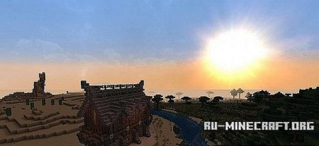 �������  Riverside ��� Minecraft