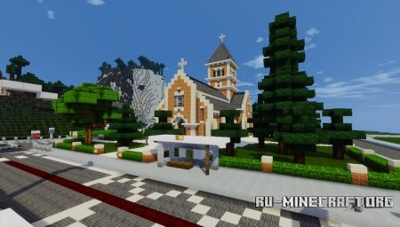 Скачать Small Church | Petite Eglise для Minecraft