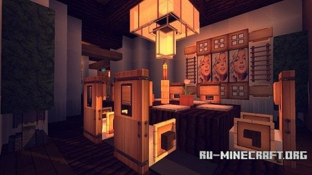Скачать CONTEMPORARY CRAFTSMAN HOME для Minecraft