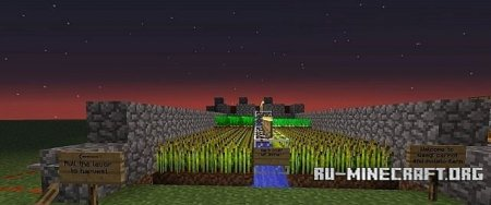 ������� Automated farm ��� Minecraft