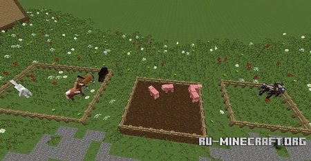 Скачать The Farmhouse для Minecraft