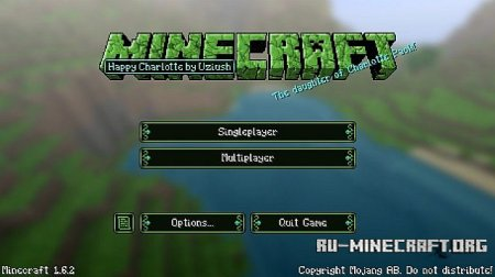 ������� Happy Charlotte [16x] ��� Minecraft 1.8