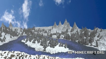 ������� Frostbite Valley ��� Minecraft