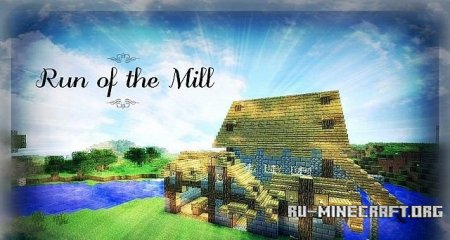 Скачать  Run of the Mill для Minecraft
