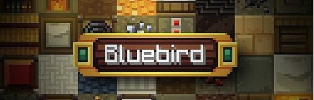 Скачать Bluebird Official Continuation [16x] для Minecraft 1.8